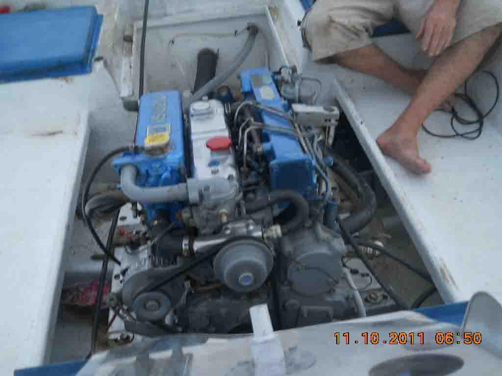 Isuzu Boat Engine Pictures