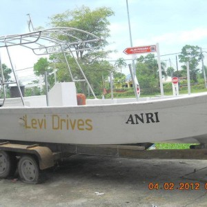 5 Testboat Anri